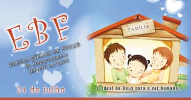 EBF – Departamento Infantil