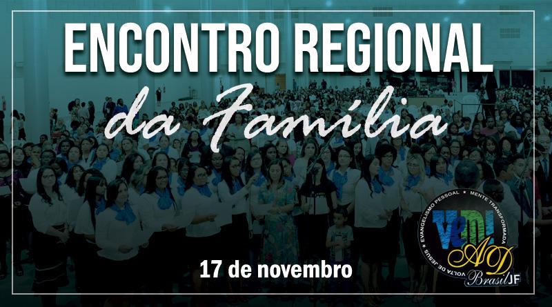 Encontro Regional da Família – Novembro 2018